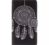 Printed Inside And Outside Wind Chimes Patterns Leather Full Body Case for Samsung Galaxy S3 I9300