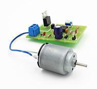 módulo de controle de velocidade NE555 dc PWM