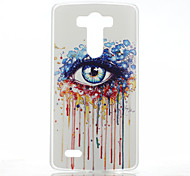 LG G3 Plastic Back Cover Graphic / Special Design / Transparent / Novelty / Other case cover