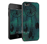 Colored Drawing Fashion Style Protection Shell for iPhone5/5s -Maiya-M11329