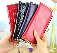 Fashionable Ball-points Stylish Multi Color PU Purse (Random Delivery)