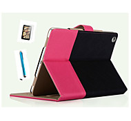 SpeciAlly DesiGned Bump Color PU Leather Auto Sleep For ipad4/3/2 Thin Shell+ Free Screensaver + Touch Screen Pen