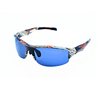 Driving Polarized Wrap Sports Glasses
