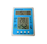 Calendar Electronic Temperature Hygrometer