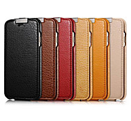 Microfiber Case And Full Body Case And Flip Up And Down For Apple iPhone6 4.7 Inch