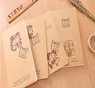 Notebook creativi - di Carta - Carino