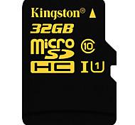 Kingston SDCA10 32GB Class 10 UHS-I Micro SDXC Memory Card