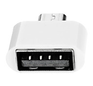 Cwxuan™  Micro USB Male to USB Female OTG Adapter for Samsung and Other Android Phones