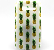 For Alcatel Case Ultra-thin / Pattern Case Back Cover Case Fruit Soft TPU Alcatel