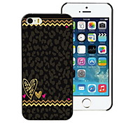 Leopard Print Design Hard Case for iPhone 4/4S