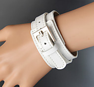 Z&X® Simple Europe Leather Bracelets Party/Daily/Casual 1pc