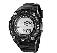a14106 esporte moda de luxo relógios de alarme de luz de fundo à prova d'água digitais (cores sortidas)