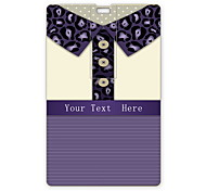 Personalized USB Flash Drive leopard Print Shirt Design 64GB Card USB Flash Drive