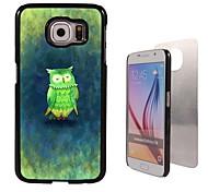 de uil design aluminium koffer voor Samsung Galaxy s6