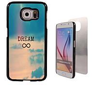 droom ontwerp aluminium koffer voor Samsung Galaxy s6