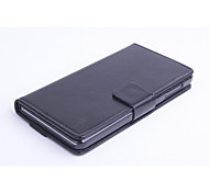 Protective PU Leather Magnetic Vertical Flip Case for Lenovo P780