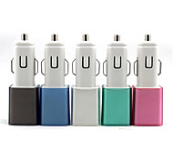 Plus Single-USB 1A Output Trumpet Shape Car Cigarette Power Fast Charger