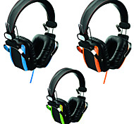 Luminous Stereo Gaming Headphone with Microphone Game Noise Isolating PC Headset for Brand Computer/DJ Music/LOL