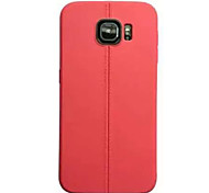 Thin Wire Sticks TPU Material Phone Case for Samsung Galaxy S6 (Assorted Colors)