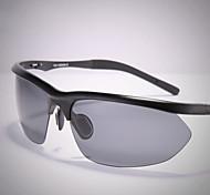 Cycling Men 's Polarized Wrap Sports Glasses