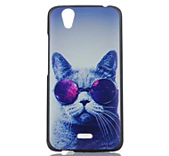 Kitty Pattern PC Phone Case For Wiko BIRDY
