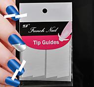 60pcs профессиональные изготовление картины ногтей инструмент (2x30pcs) 14 #