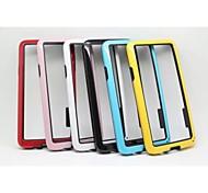 Zweifarben-pc + TPU Bumper für Samsung-Galaxie a3 (verschiedene Farben)