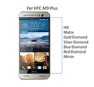 10PCS High Definition Clear Screen Protector Film for HTC M9 Plus