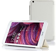 IVSO  ASUS MeMO Pad 8 ME181C Ultra-Thin Slim Smart Cover Case-will only fit ASUS MeMO Pad 8 ME181C Tablet (White)
