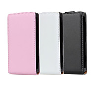 For Nokia Case Flip Case Full Body Case Solid Color Hard PU Leather NokiaNokia Lumia 1020 / Nokia Lumia 950 / Nokia Lumia 925 / Nokia