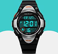 Relógio de pulso - Infantil - Quartzo Japonês - Digital - Esportivo