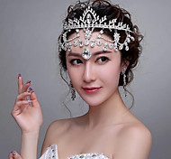 Honorable Rhinestones Wedding/Party Headpieces/Forehead Jewelry