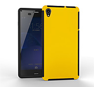 2 in1 Hybrid High Impact Hard Silicone Case for Sony Xperia Z3 (Assorted Color)