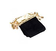"10pcs Velvet Drawstring Jewelry Gift Bag Pouch 4.7x3.5"""