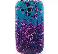 lascia modello materiale TPU soft phone per mini i8190 galassia S3