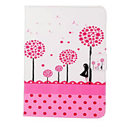Painted Pink Dandelion Stand Tablet PC Case for Galsxy Tab A 9.7/Tab 4 10.1