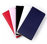 5.2 Inch Genuine Leather Wallet Case for Huawe P8 (Assorted Colors)