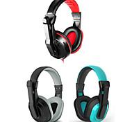 cuffie gaming cablate stereo universale per iPhone / samsung&altri smartphone / cf accessori gaming lol