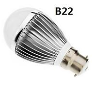 GU10 / B22 / E26/E27 9 W 18 SMD 5730 810 LM Warm White / Natural White A60 Globe Bulbs AC 85-265 V