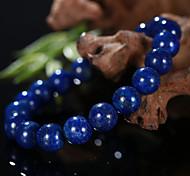 Featured Natural Green Gold Bracelet