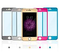 acier arc 3D de titane film protecteur pour 6s iphone / 6