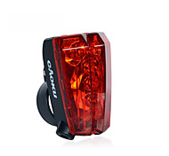 Rear Bike Light,Safety,Caoku 4 Mode 100 Tail Lights Battery 2 AAA Backlight Cycling 100 As Picture