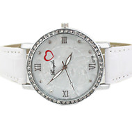 Women's Circular Quartz Fashion Watch