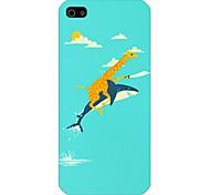 Крышка модели кит телефон дело на iphone5c