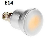E14 / GU10 3 W 1 COB 180-200 LM Warm White / Cool White Globe Bulbs AC 85-265 V