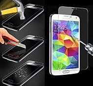 hd slim gefälschten Fingerabdruck kratzfest Glasfilm für Samsung-Galaxie s3