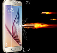 hd slim gefälschten Fingerabdruck kratzfest Glasfilm für Samsung-Galaxie s6