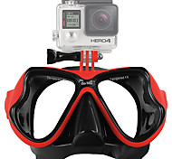 Diving Masks Mount / Holder ForAll Gopro Gopro 5 Gopro 4 Silver Gopro 4 Gopro 4 Black Gopro 4 Session Gopro 3 Gopro 2 Gopro 3+ Gopro 1