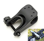 Bicycle Light Bracket Lamp Holder Flashlight Clip