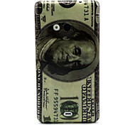Dollars  Pattern TPU Soft Case for Nokia N535